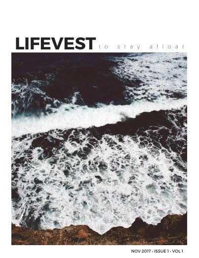 Lifevest Issue 1